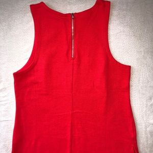 Banana Republic Size 2 Orange tank top